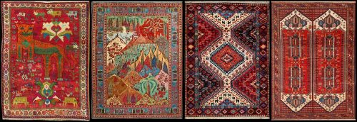 Persian carpet is part of Iranian culture - 1