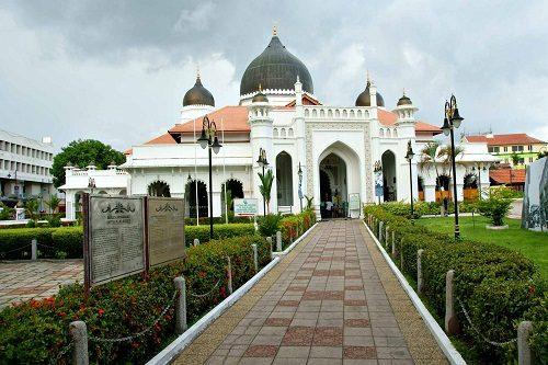 مسجد کاپیتان کلینگ