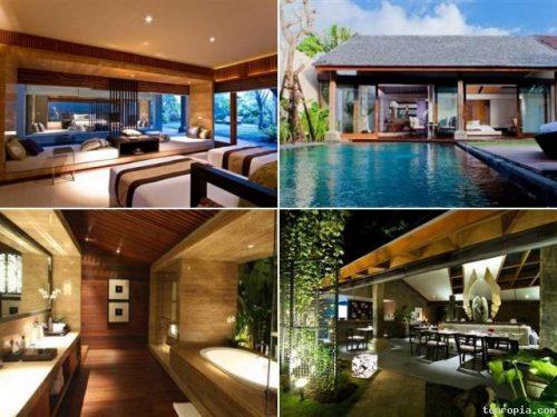 10 استراحتگاه لوکس بالی - 1