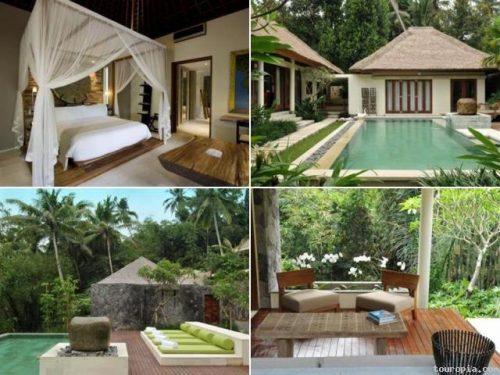 10 استراحتگاه لوکس بالی
