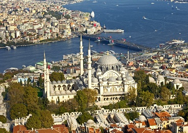 جاذبه های گردشگری استانبول