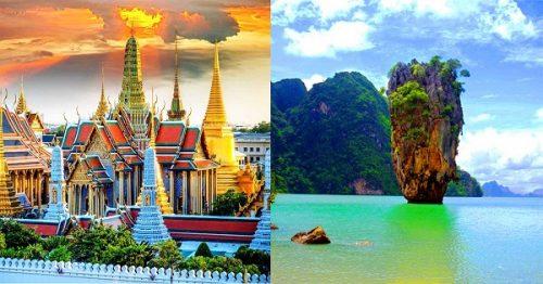 تور بانکوک پوکت