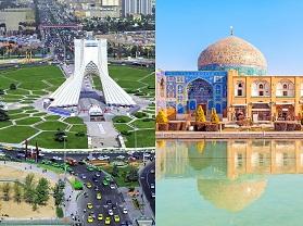 Isfahan - Tehran Tour