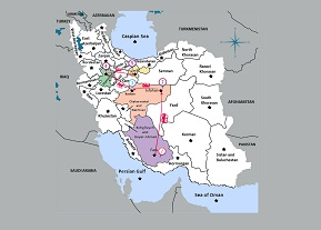 Perfect places for knowing IRAN with 950$ !