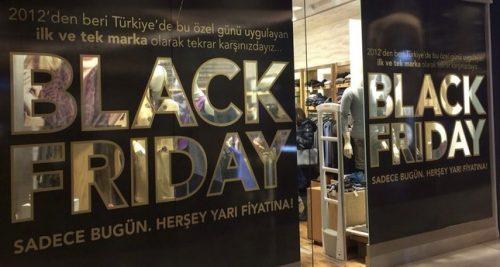 بلک فرایدی استانبول