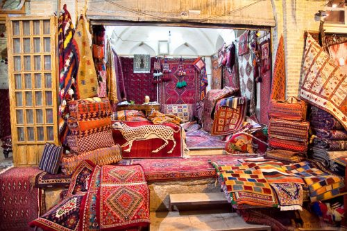 Persian carpet is part of Iranian culture - 4