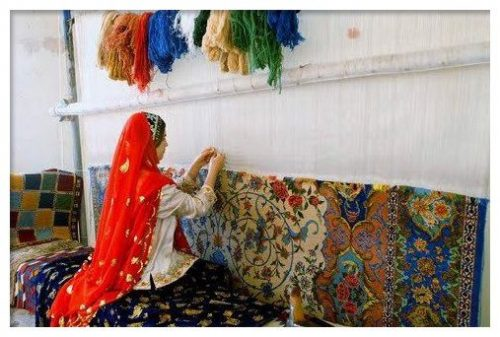 Persian carpet is part of Iranian culture - 2