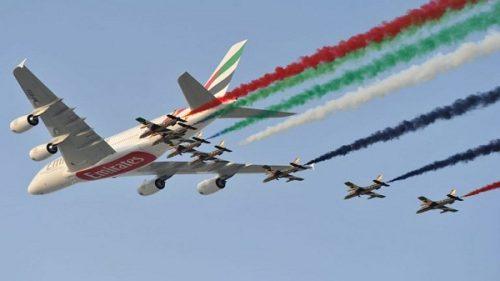 نمایشگاه هوایی دبی-3