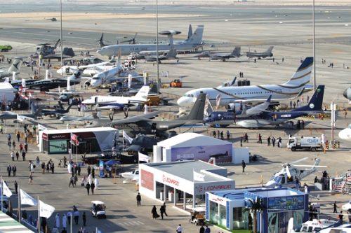نمایشگاه هوایی دبی-2