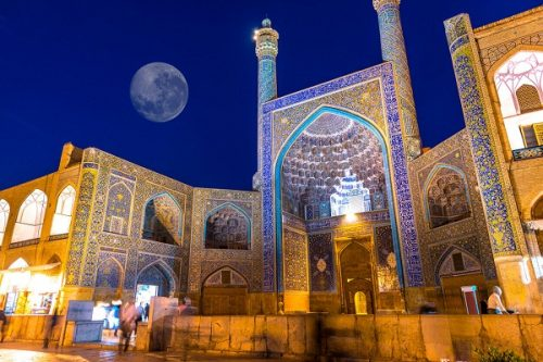 MUST SEE TOUR OF IRAN FOR 8 DAYS - 4