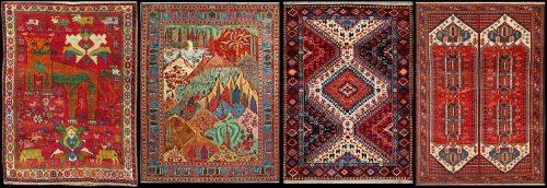 Persian carpet is part of Iranian culture - 1