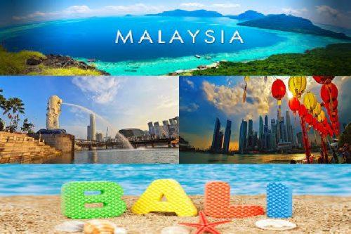 تور ترکیبی دور آسیا