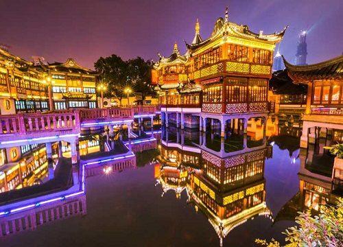 باغ یویوان شانگهای