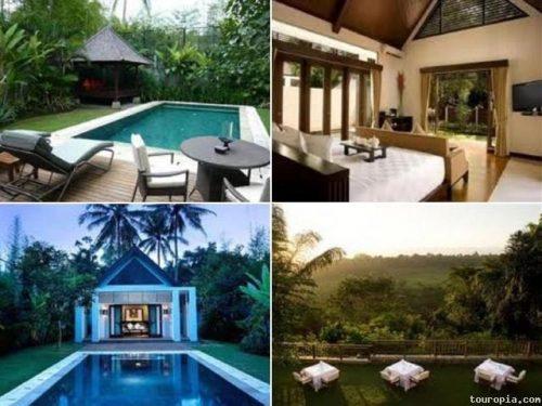 10 استراحتگاه لوکس بالی -3