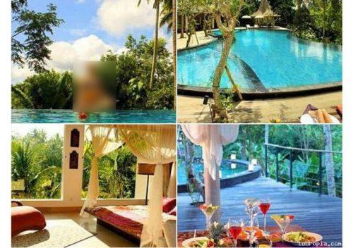 10 استراحتگاه لوکس بالی -5