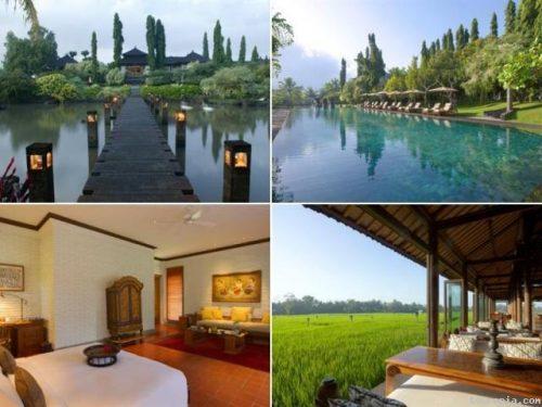 10 استراحتگاه لوکس بالی -6