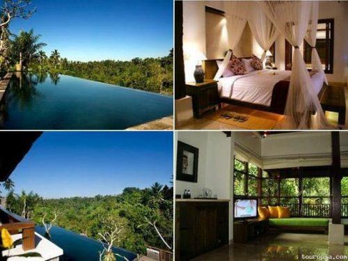 10 استراحتگاه لوکس بالی -7