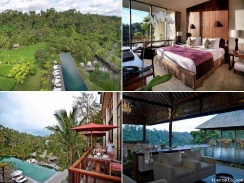 10 استراحتگاه لوکس بالی -9