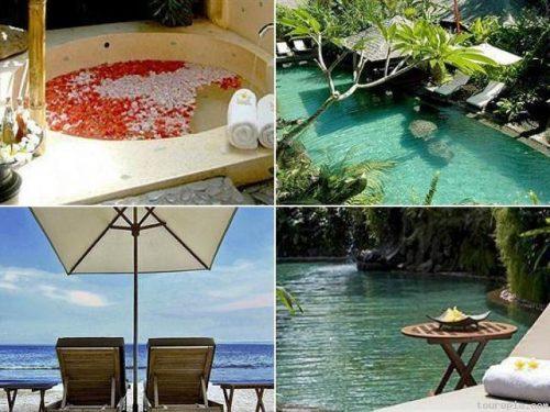 10 استراحتگاه لوکس بالی -10