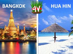 تور بانکوک هواهین نوروز