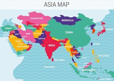 آسیا را بیشتر بشناسید !