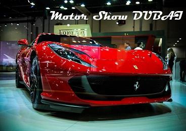 نمایشگاه بین المللی خودرو دبی