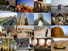 TRAVEL AROUND IRAN IN 19 DAYS